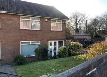 Thumbnail 3 bed semi-detached house for sale in Glan Ffrwd, Caerphilly
