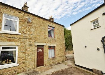 Thumbnail 3 bed end terrace house for sale in Front Street, Wearhead, Bishop Auckland