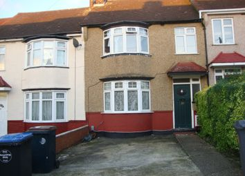 Thumbnail 3 bedroom terraced house to rent in Newton Road, Wembley