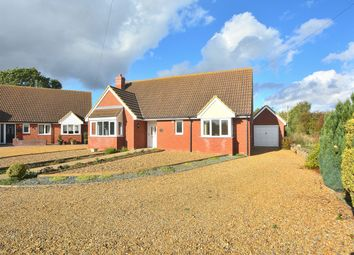Thumbnail 2 bed detached bungalow for sale in Silverdale Close, Needingworth, St. Ives, Cambridgeshire