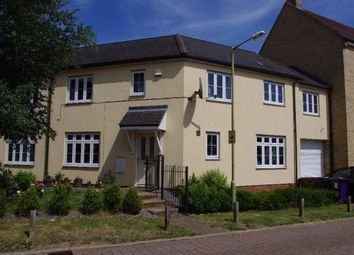 Thumbnail 4 bedroom terraced house for sale in Great Gables, Stevenage, Hertfordshire