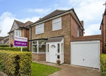 Thumbnail 4 bed detached house for sale in Lichfield Avenue, Mansfield