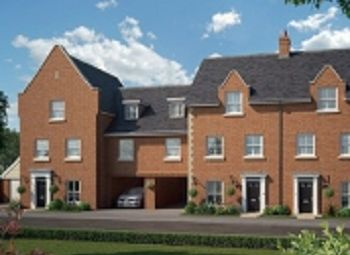 Thumbnail 3 bed town house for sale in The Magnus At St James Park, Off Cam Drive, Ely