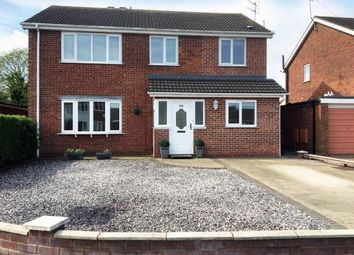 Thumbnail 4 bed detached house for sale in Glenwood Grove, Lincoln, Lincolnshire, .