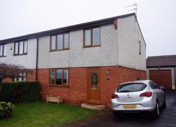 Thumbnail 3 bedroom semi-detached house for sale in Ffordd Abiah, Clydach