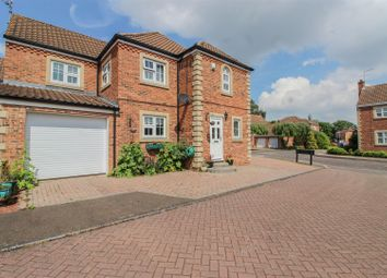 Thumbnail 4 bed detached house for sale in Chippenham Mews, Botolph Green, Peterborough