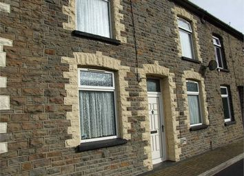 Thumbnail 3 bed terraced house for sale in Syphon Street, Porth, Rhondda Cynon Taff.