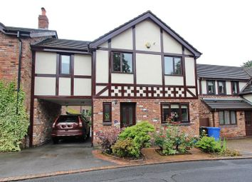 Thumbnail 4 bed link-detached house for sale in St. Anns Close, Prestwich, Manchester