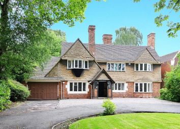 Thumbnail 4 bed detached house for sale in Sir Harrys Road, Edgbaston, Birmingham
