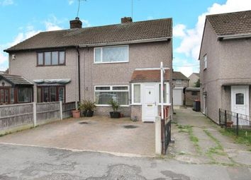 Thumbnail 2 bed semi-detached house for sale in Zamor Crescent, Thurcroft, Rotherham, South Yorkshire