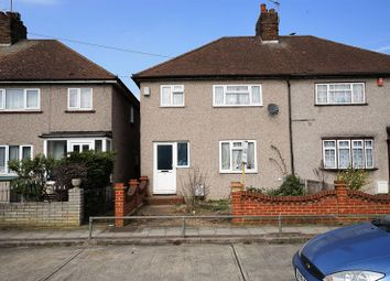 Thumbnail 3 bed semi-detached house for sale in Rush Green Road, Rush Green, Romford