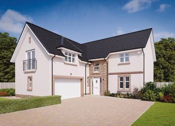 """Thumbnail 5 bed property for sale in """"The Melville"""" at Davidston Place, Lenzie, Kirkintilloch, Glasgow"""