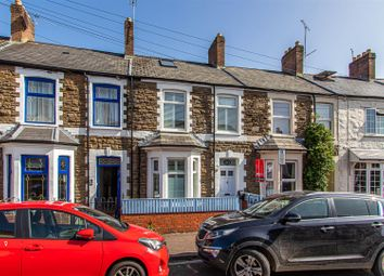 3 bed terraced house for sale in Wyndham Road, Canton, Cardiff CF11