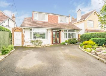 Thumbnail 4 bed detached house for sale in Holmwood Drive, Heswall, Wirral