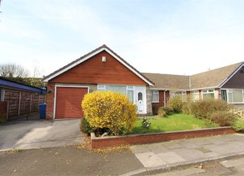 Thumbnail 3 bed semi-detached bungalow for sale in Longsight Road, Greenmount, Bury, Lancashire