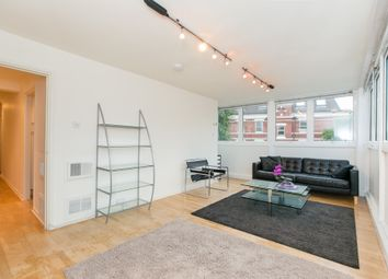 Thumbnail 2 bed flat to rent in Holcroft Court, Clipstone Street, London