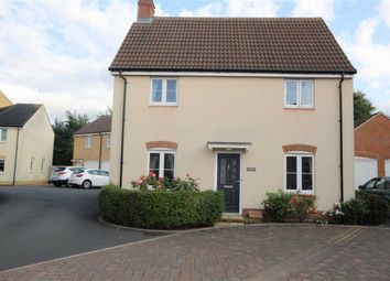 Thumbnail 3 bed detached house for sale in Greenwood Grove, Swindon