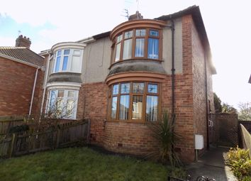 Thumbnail 2 bed semi-detached house to rent in Oakhurst Road, Darlington