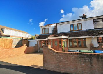 Thumbnail 4 bed semi-detached house for sale in Reepham Close, Winstanley, Wigan