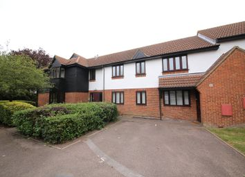 Thumbnail 2 bed flat to rent in Copperfields, Basildon, Essex