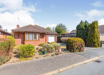 Thumbnail 2 bed detached bungalow for sale in Pereers Close, Holt