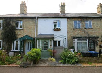 Thumbnail 2 bed terraced house for sale in North Terrace, Sawston