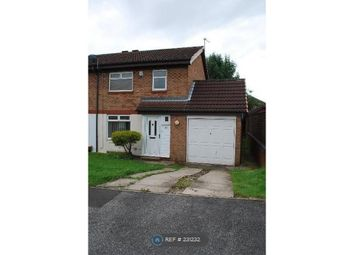 Thumbnail 3 bed semi-detached house to rent in Meadow Croft, Wakefield
