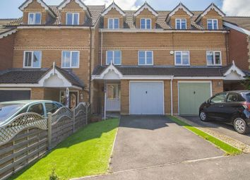 Thumbnail 3 bed town house for sale in Sunningdale Drive, Warmley, Bristol