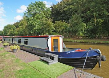 Thumbnail 1 bed houseboat for sale in Hanbury Road, Stoke Prior, Bromsgrove