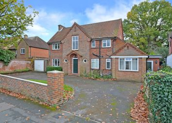 Thumbnail 6 bed detached house to rent in Southwell Park Road, Camberley