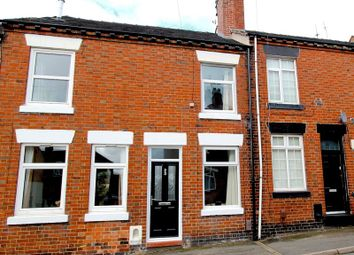 Thumbnail 2 bedroom terraced house for sale in West Street, Newcastle-Under-Lyme