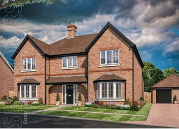 Thumbnail 5 bed detached house for sale in Amlets Lane, Cranleigh