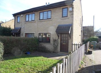 Thumbnail 3 bedroom semi-detached house to rent in Ealing Court, Ings Road, Batley