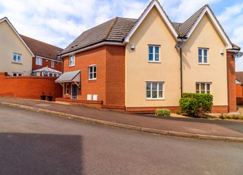 Thumbnail 3 bed semi-detached house for sale in Saxon Gate, Hereford
