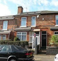 4 bed terraced house to rent in Cobden Street, Derby DE22
