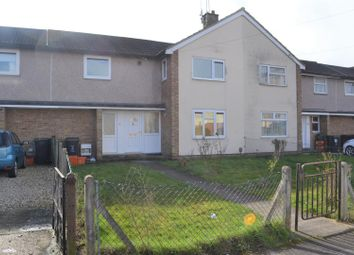 Thumbnail 3 bed terraced house to rent in Priory Road, Park North, Swindon
