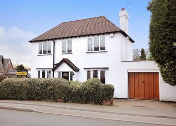 Thumbnail 3 bed detached house for sale in Newhall Street, Cannock, Staffordshire