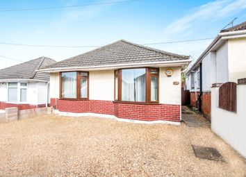 Thumbnail 2 bedroom detached bungalow for sale in Victoria Road, Parkstone, Poole