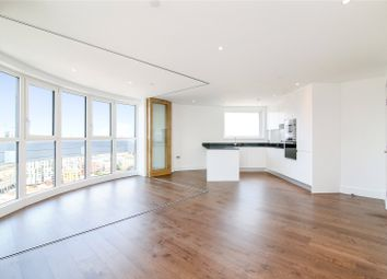 Thumbnail 2 bedroom flat for sale in Gateway Tower, 28 Western Gateway, Royal Victoria, London