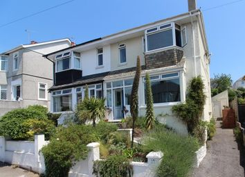 Thumbnail 3 bed semi-detached house for sale in Brean Down Road, Plymouth