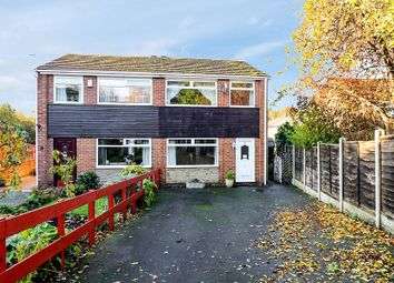 Thumbnail 3 bed semi-detached house for sale in Bradd Close, Liversedge
