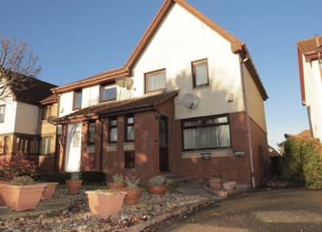Thumbnail 3 bedroom semi-detached house for sale in Speedwell Avenue, Danderhall, Dalkeith