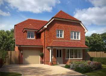 Thumbnail 4 bed detached house for sale in Godstone Road, Lingfield, Surrey