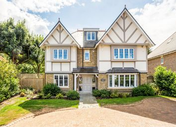 Thumbnail 6 bed detached house to rent in Shottesbrooke Park, Kiln Hill, White Waltham, Maidenhead