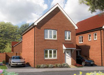 """Thumbnail 3 bed property for sale in """"The Hazel"""" at Worrall Drive, Wouldham, Rochester"""
