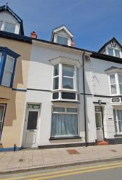 Thumbnail 5 bed terraced house for sale in Gerddi Gwalia, Portland Road, Aberystwyth