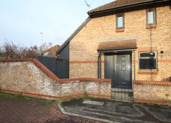 Thumbnail 1 bed semi-detached house to rent in Callander Close, Cambridge