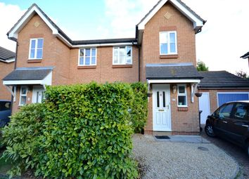 Thumbnail 3 bed semi-detached house to rent in Blackwater Way, Didcot, Oxfordshire