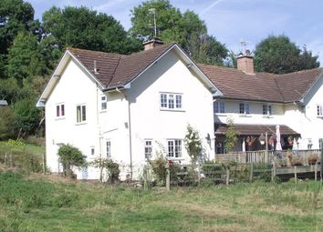 Thumbnail 3 bedroom end terrace house to rent in 3 College Cottages, Ashcombe, Dawlish