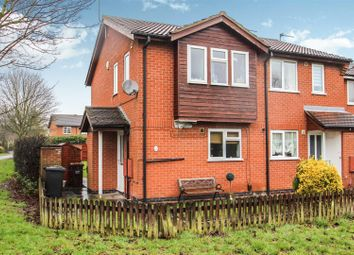 Thumbnail 2 bed end terrace house for sale in Kirby Close, Mountsorrel, Loughborough